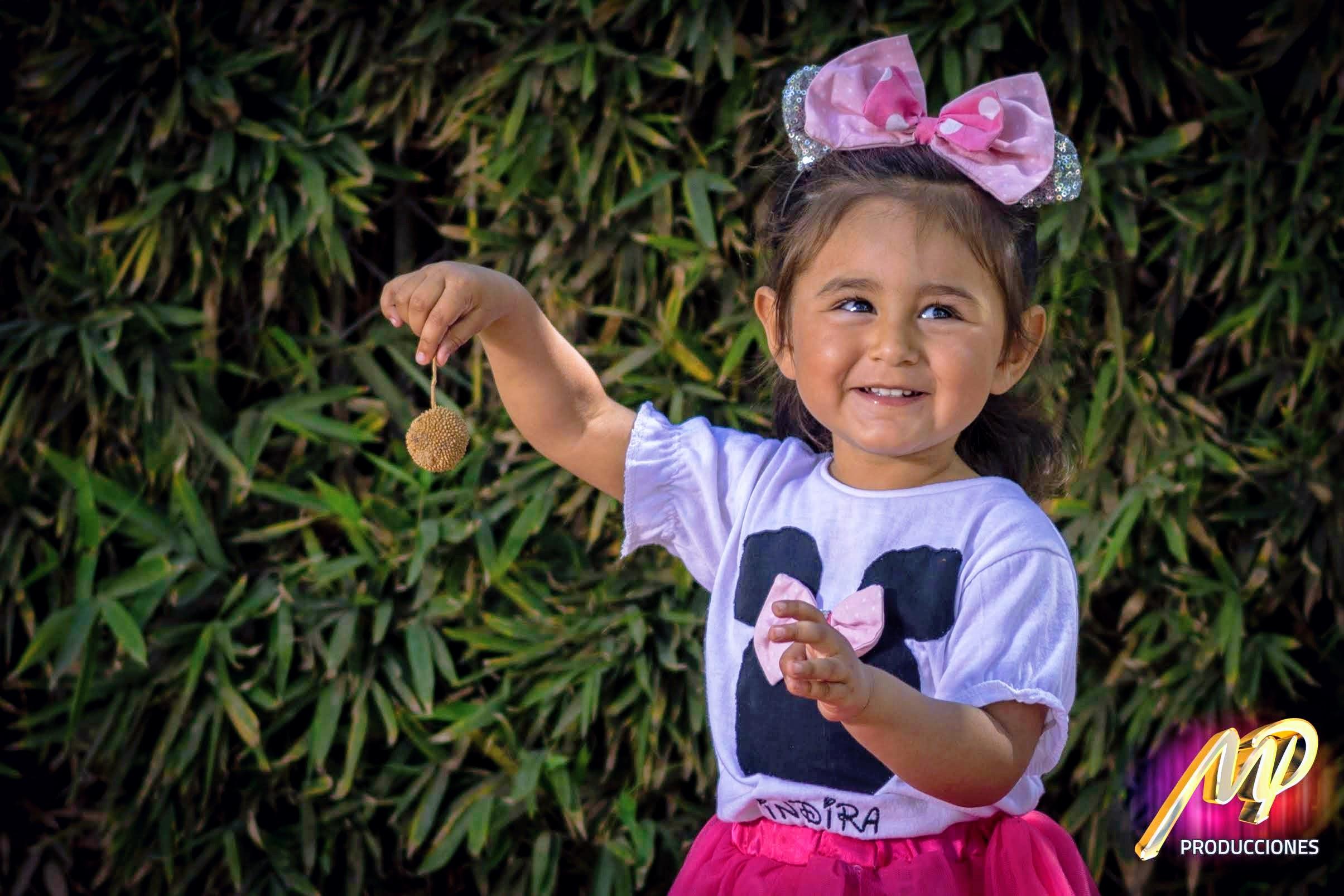 Foto book infantil modelo niña - MP Producciones